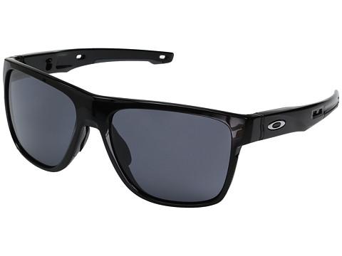Oakley Crossrange XL - Polished Black w/ Grey