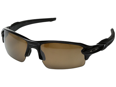 Oakley Flak 2.0 - Polished Black w/ Prizm Tungsten Polarized