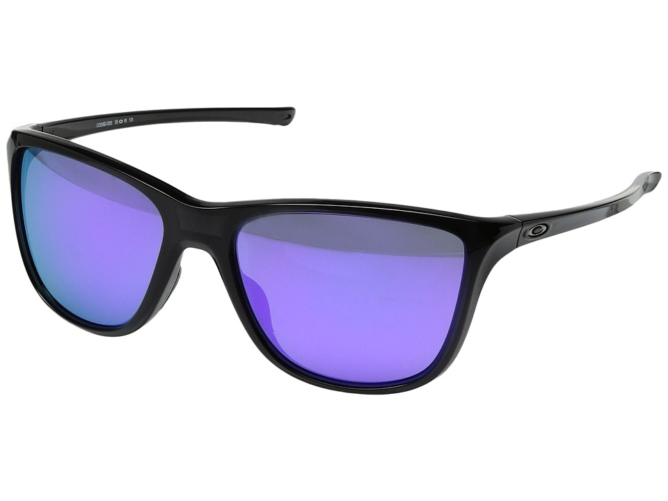 Oakley - Reverie (Black Ink w/ Violet Iridium) Fashion Sunglasses