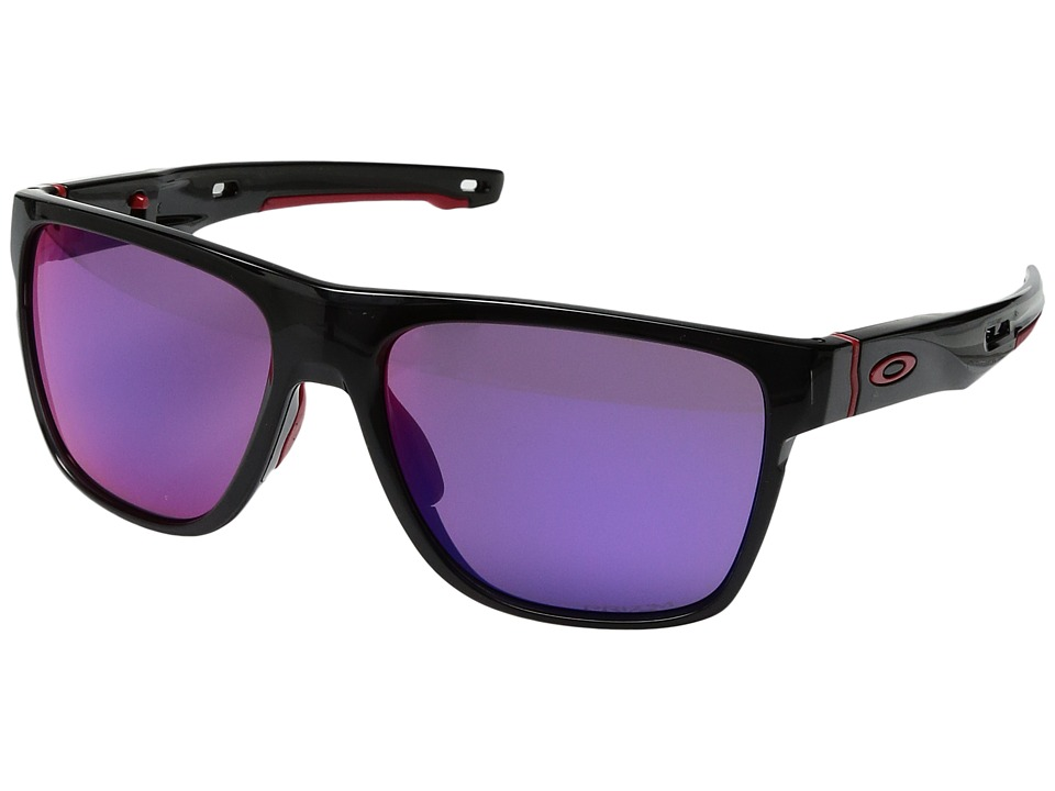 Oakley - Crossrange XL (Black Ink w/ Prizm Road) Fashion Sunglasses