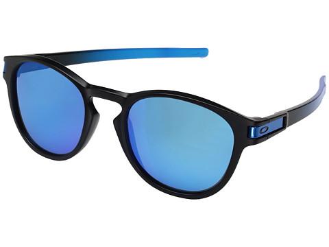 Oakley Latch - Sapphire Fade w/ Prizm Sapphire Polarized