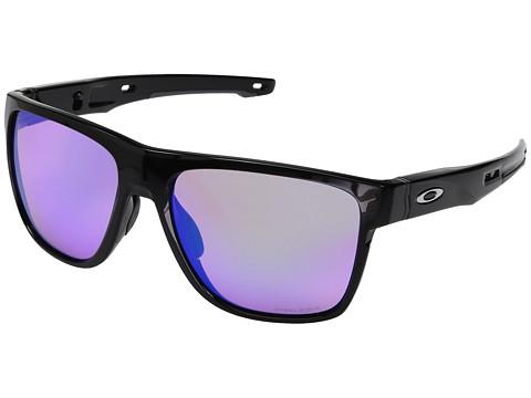 Oakley Crossrange XL - Polished Black w/ Prizm Golf