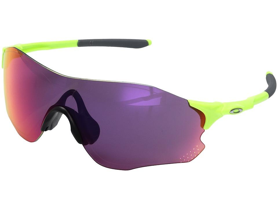 Oakley Evzero Path (Retina Burn w/ Prizm Road) Sport Sunglasses