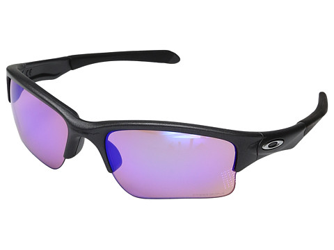 Oakley Quarter Jacket - Steel w/ Prizm Golf