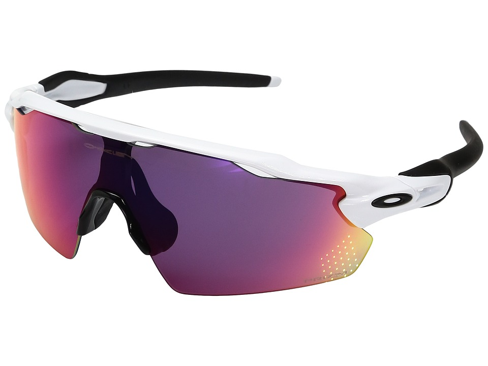 Oakley - Radar EV Pitch (Polished White w/ Prizm Road) Fashion Sunglasses