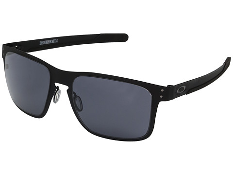 Oakley Holbrook Metal - Matte Black w/ Grey