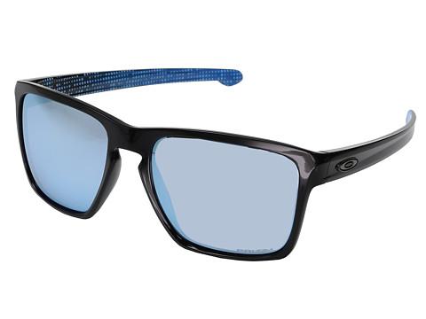 Oakley Sliver XL - Polished Black w/ Prizm Deep Water Polarized