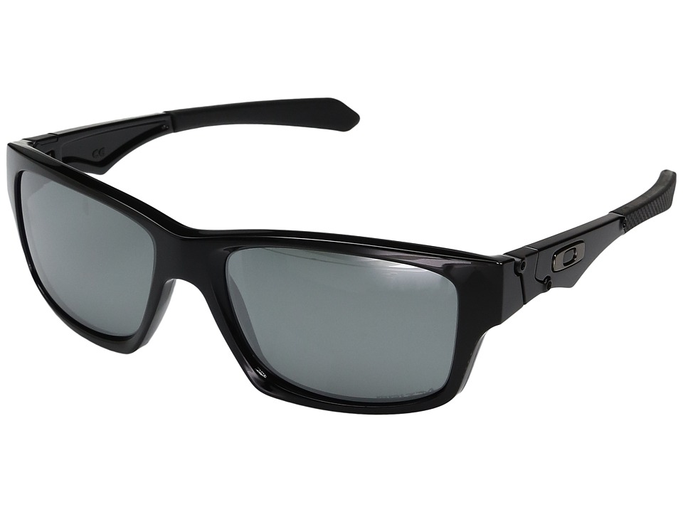 Oakley - Jupiter Squared (Polished Black w/ Prizm Black Polarized) Fashion Sunglasses