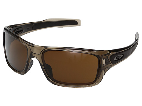 Oakley Turbine XS - Brown Smoke w/ Dark Bronze