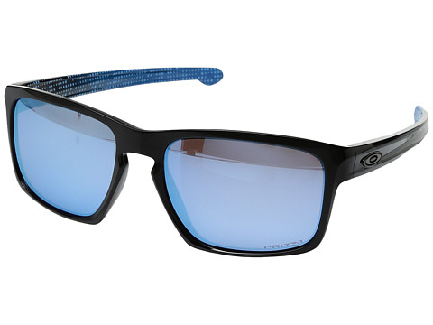 Oakley Sliver - Polished Black w/ Prizm Deep Water Polarized