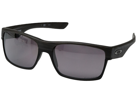 Oakley Twoface - Woodgrain w/ Prizm Daily Polarized