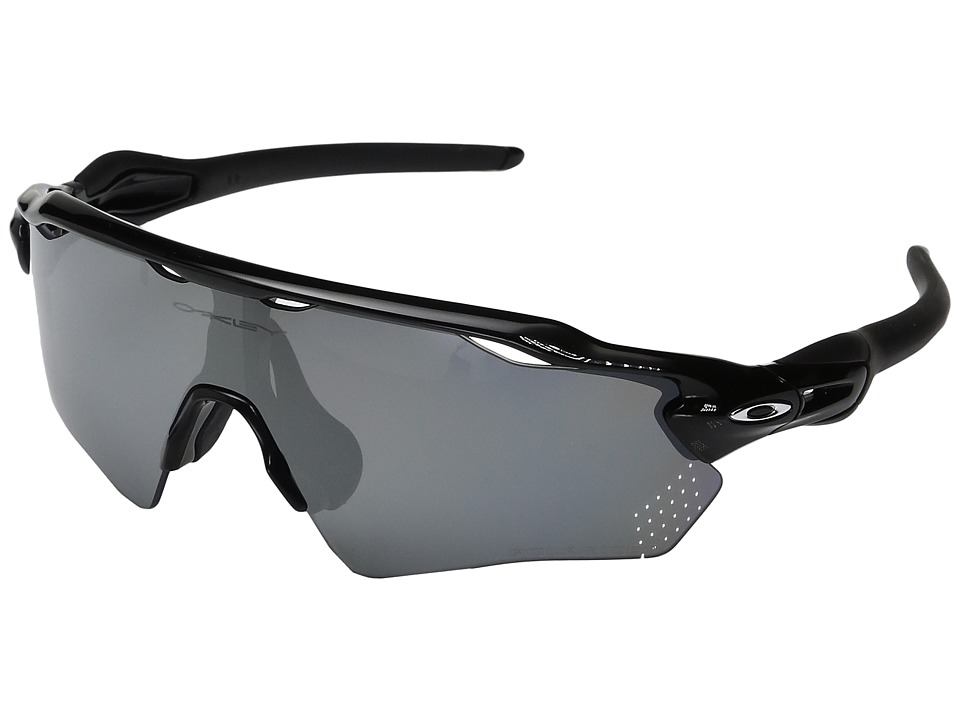 Oakley Radar EV XS Path (Polished Black w/ Black Iridium ...