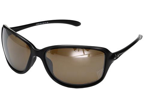 Oakley Cohort - Matte Black w/ Prizm Tungsten Polarized