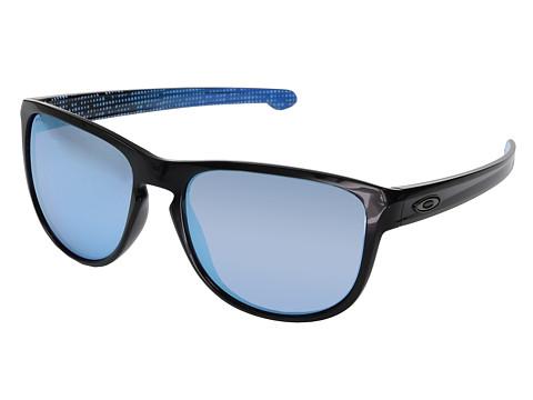 Oakley Sliver R - Polished Black w/ Prizm Deep Water Polarized