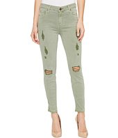 Parker Smith - Ava Crop Skinny in Torn Cactus