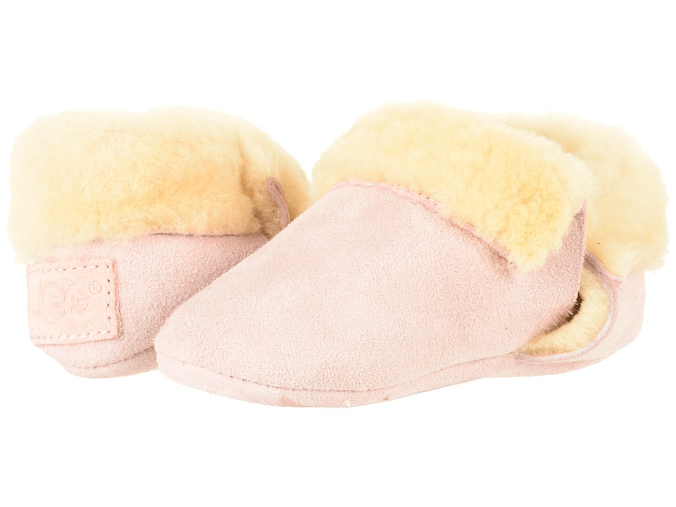UGG Kids Solvi (Infant/Toddler) (Baby Pink) Girl's Shoes