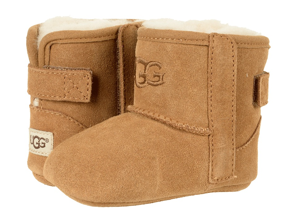 UGG Kids Jesse II (Infant/Toddler) (Chestnut) Kids Shoes