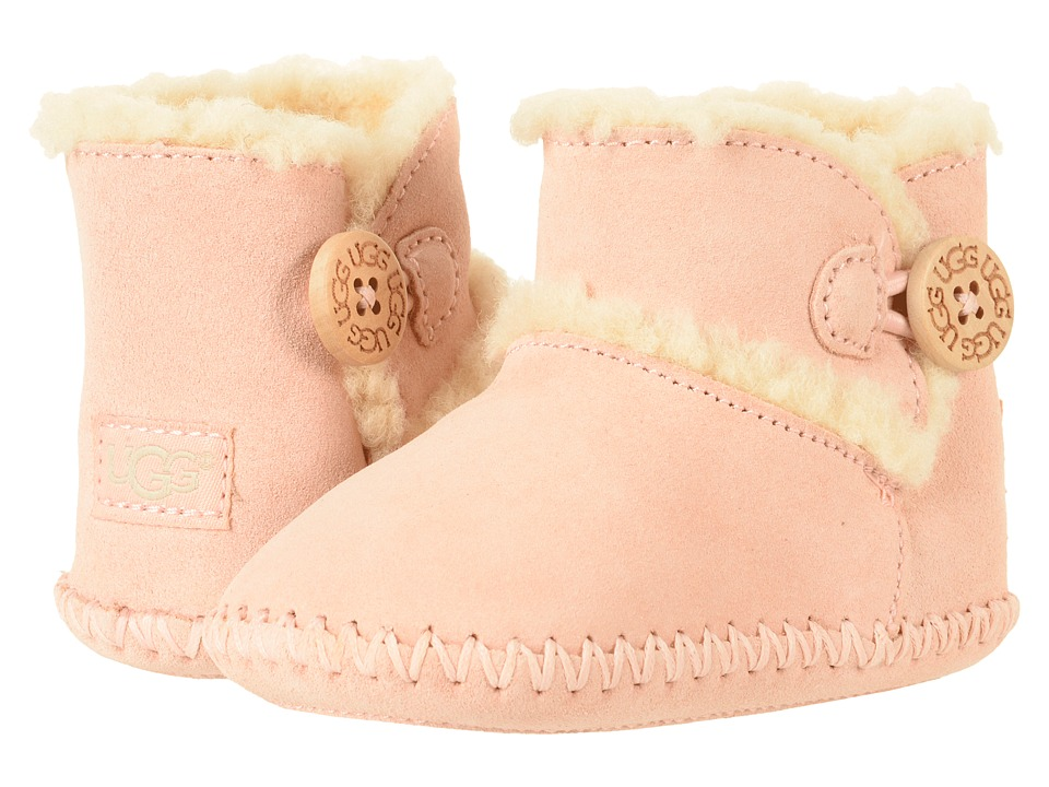 UGG Kids Lemmy II (Infant/Toddler) (Baby Pink) Girls Shoes