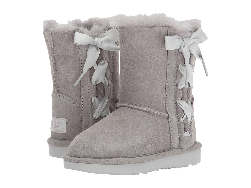 UGG Kids Pala (Toddler/Little Kid) (Grey) Girls Shoes