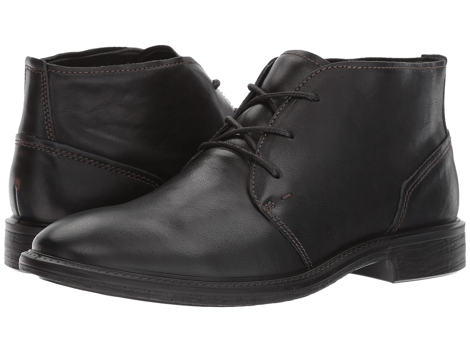 ECCO Knoxville Chukka Boot (Black) Men