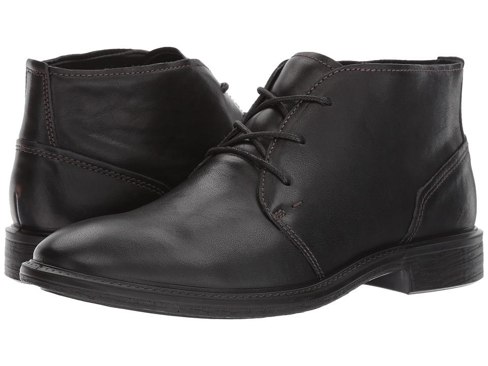 ECCO Knoxville Chukka Boot (Black) Men
