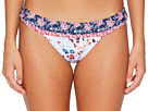 Lucky Brand Gypsy Floral Banded Hipster Bottom