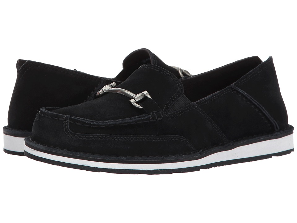 Ariat Bit Cruiser (Black) Slip-On Shoes