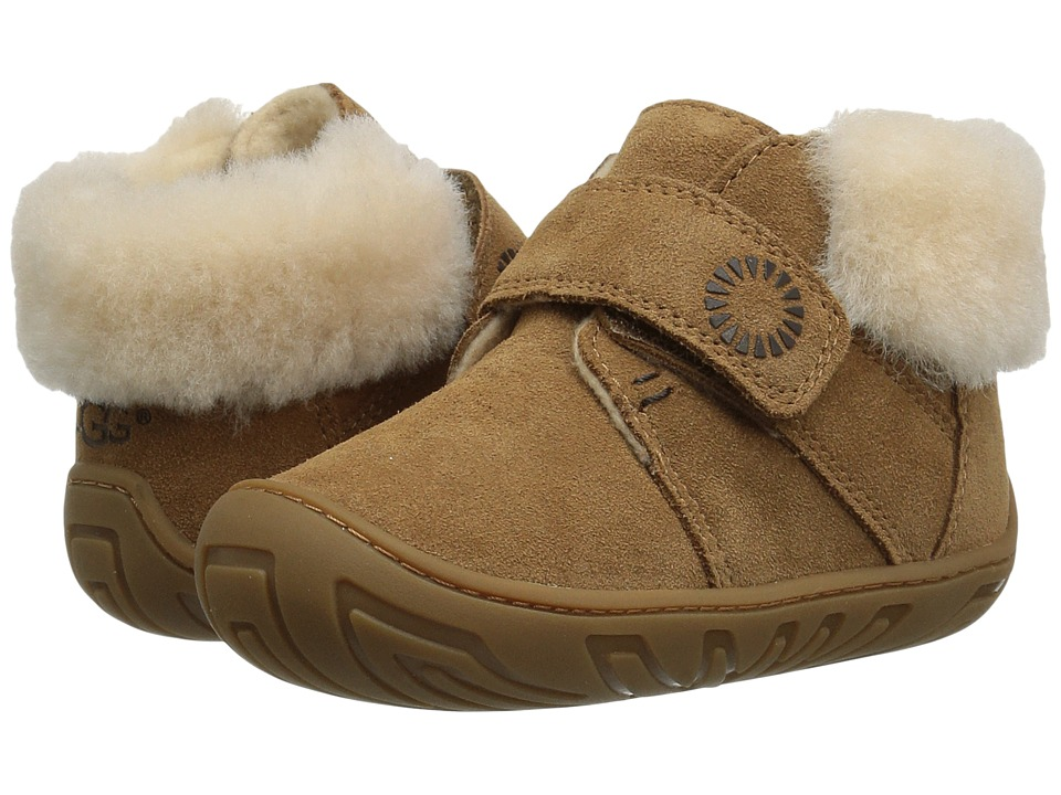 UGG Kids Jorgen (Toddler) (Chestnut) Kid's Shoes