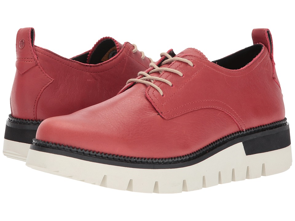 Caterpillar Casual Windup (Red) Women
