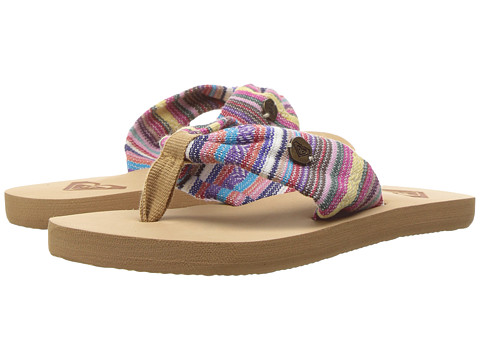 Roxy Kids Sand Dune Sandals (Little Kid/Big Kid)