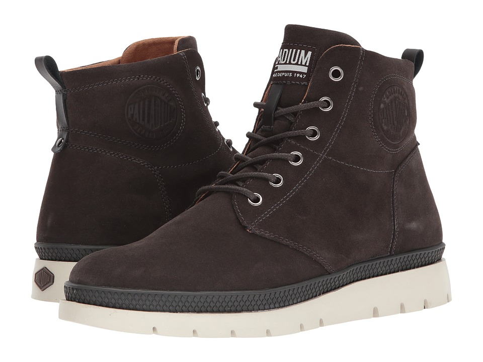 Palladium Pallasider Mid Sue (Major Brown/Beluga) Men