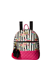 Luv Betsey - Dart PVC Quilted Backpack