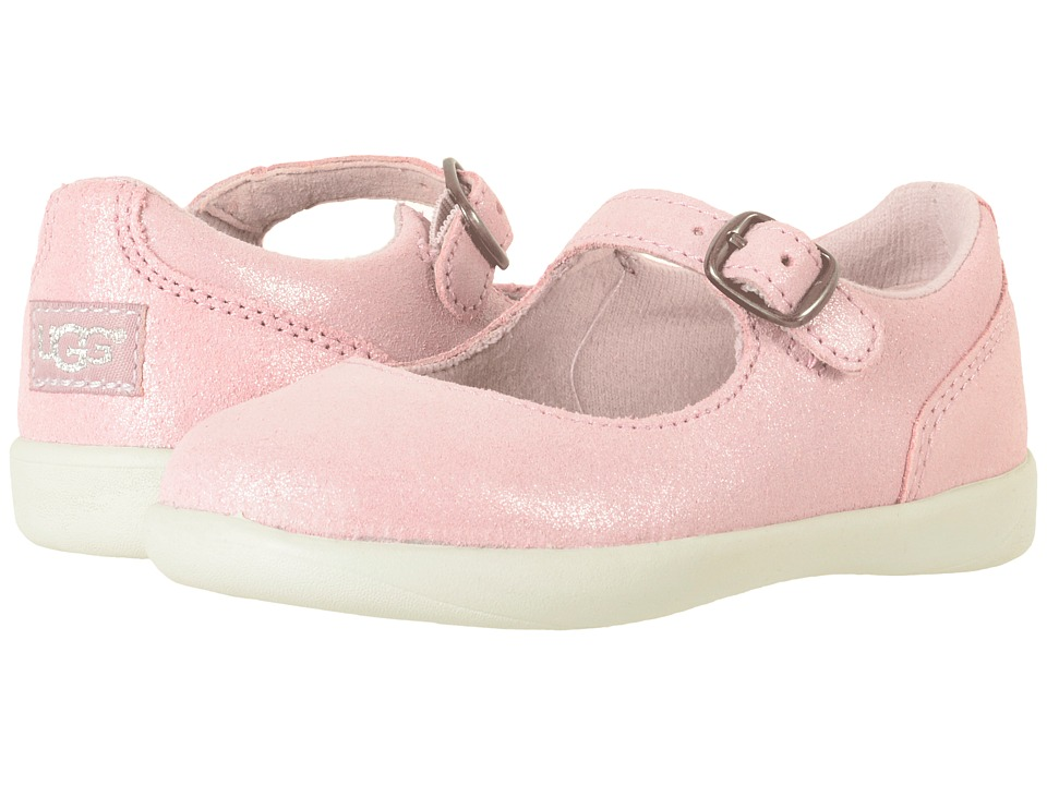 UGG Kids Dorothea Metallic (Toddler/Little Kid) (Starlight) Girl's Shoes