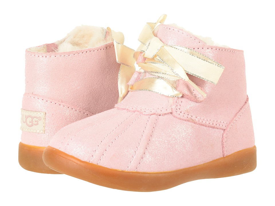UGG Kids Payten Metallic (Toddler/Little Kid) (Starlight) Girl's Shoes