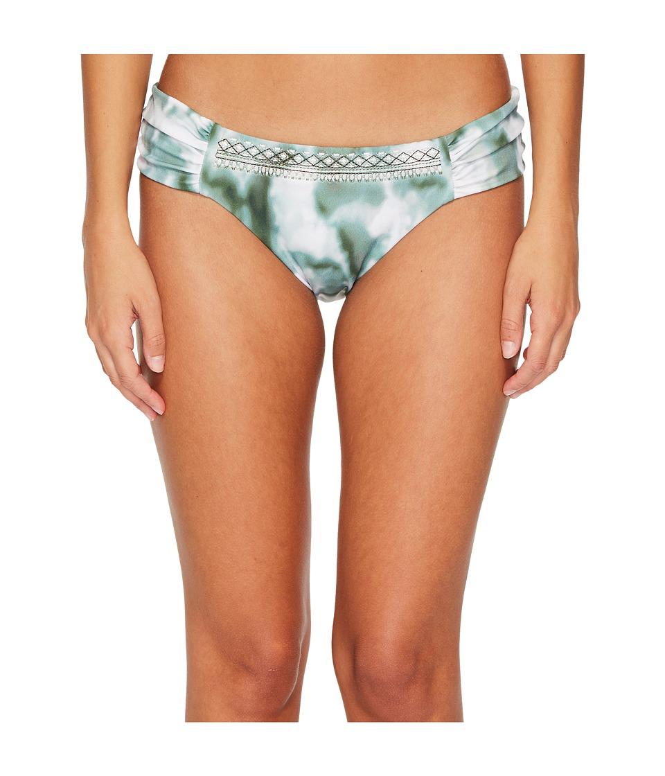Lucky Brand Indian Summer Side Sash Hipster Bottom (Olive)