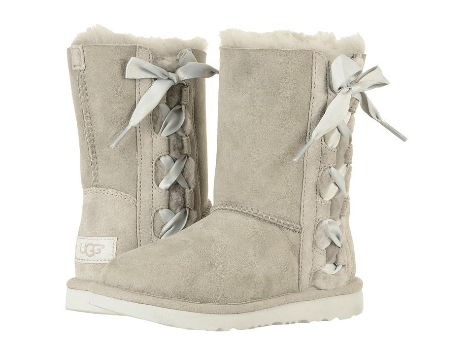 UGG Kids Pala (Little Kid/Big Kid) (Grey) Girls Shoes