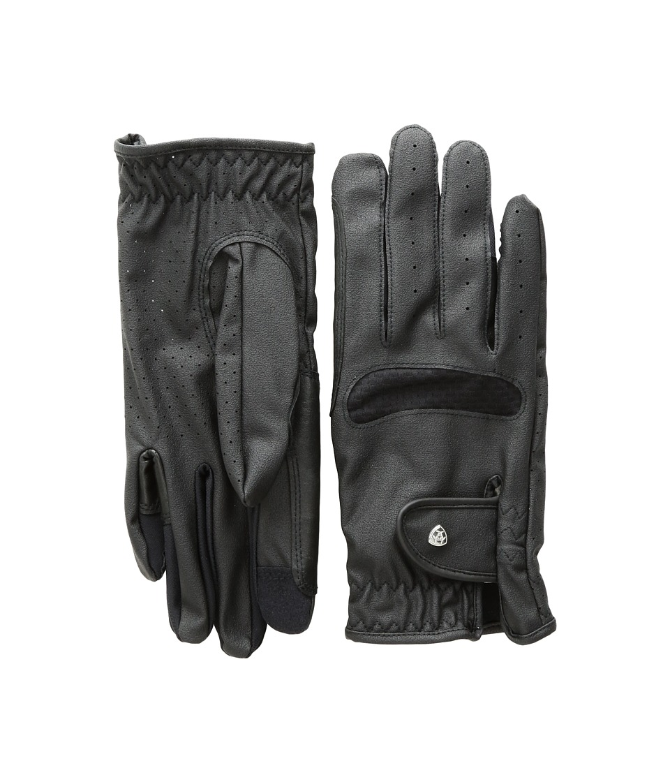 Ariat Archetype Grip Gloves (Black) Ski Gloves