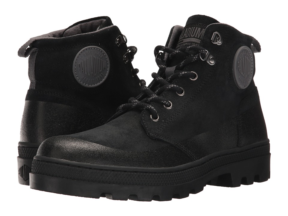 Palladium Pallabosse HIKR (Black/Black) Men