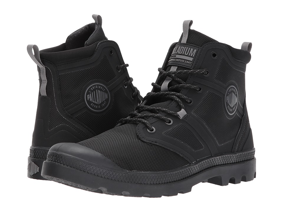 Palladium Pallafuze (Black) Men