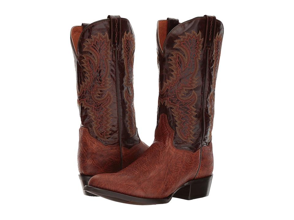 Dan Post Moses (Cognac) Cowboy Boots