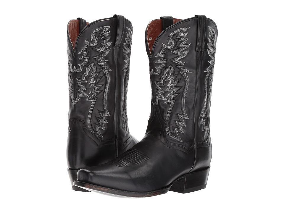Dan Post - Centennial (Black) Cowboy Boots