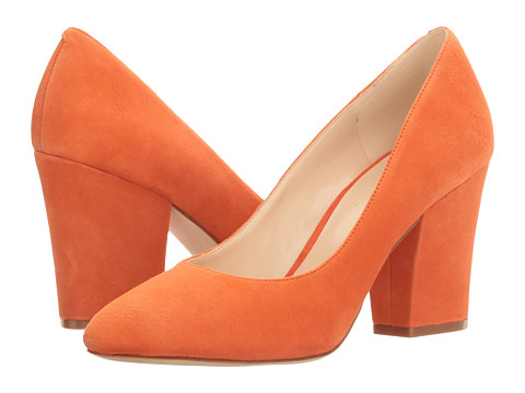 Nine West Scheila - Orange Suede