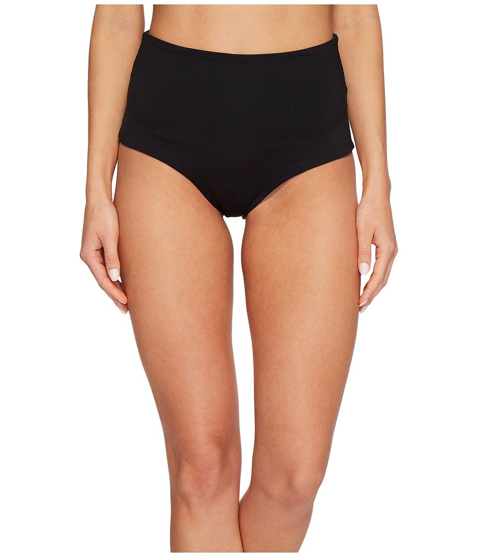L*Space - Julietta Portia Bottom (Black) Womens Swimwear