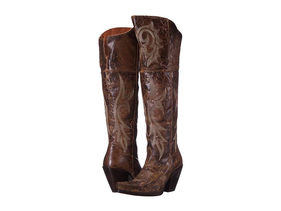 Dan Post Jilted (Brown) Cowboy Boots