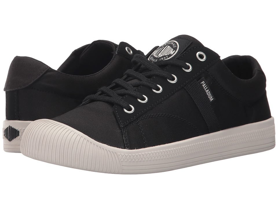 Palladium Flex TRNG Camp LO (Black/Black) Athletic Shoes