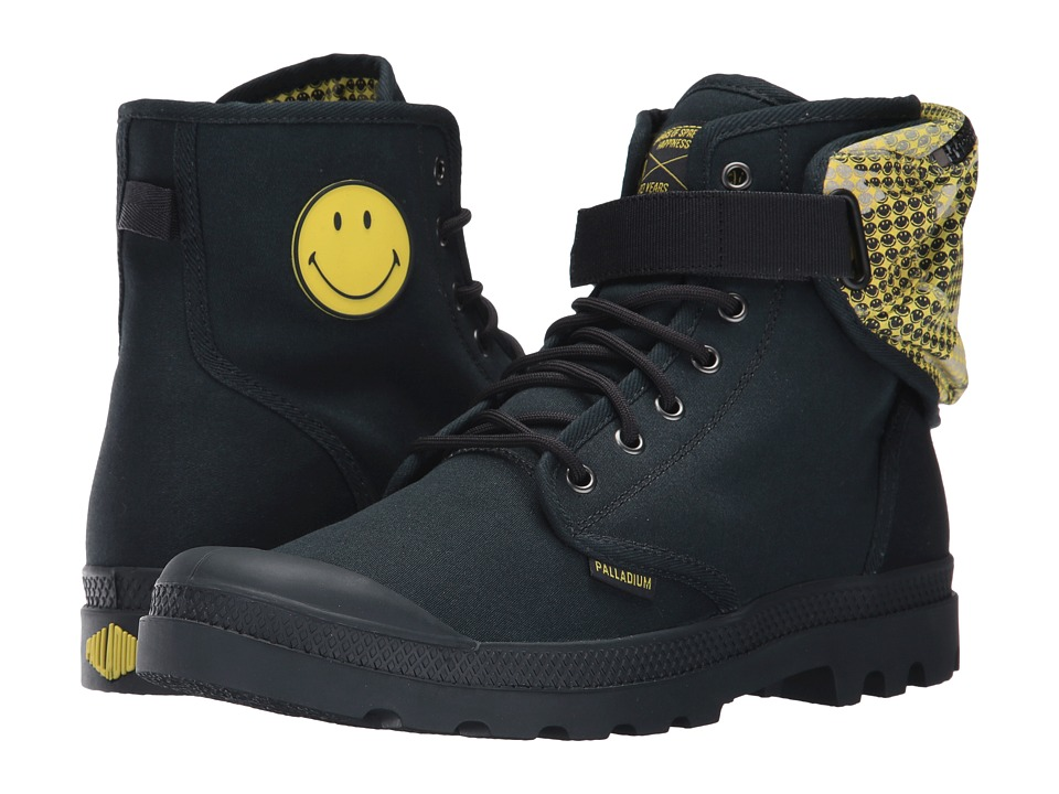Palladium Pampa Fest Pack (Anthracite) Athletic Shoes