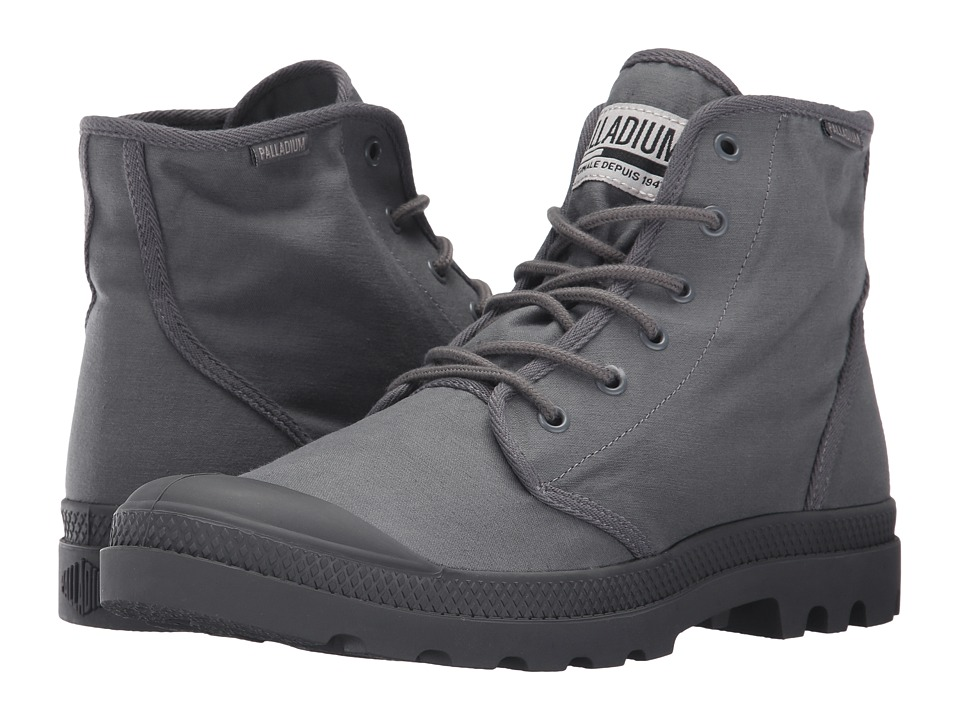 Palladium Pampa Hi Originale TC (French Metal/Forged Iron) Athletic Shoes