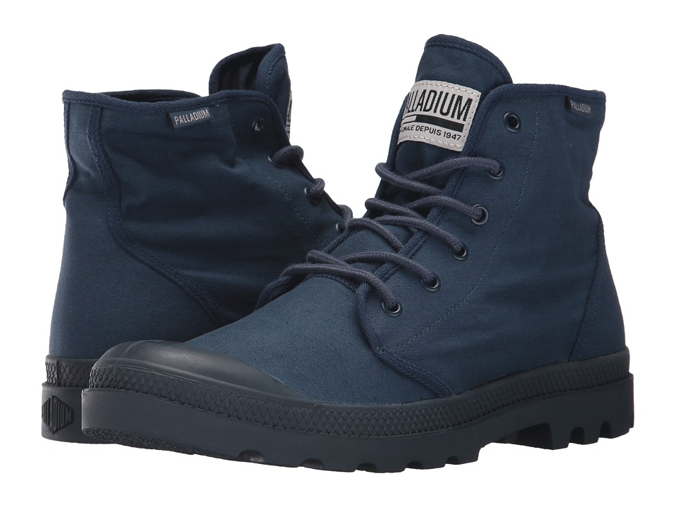 Palladium Pampa Hi Originale TC (Indigo/Total Eclipse) Athletic Shoes