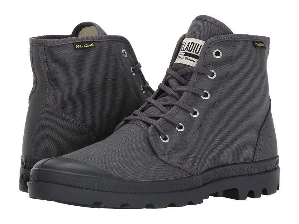 Palladium Pampa Hi Originale (Forged Iron) Lace-up Boots