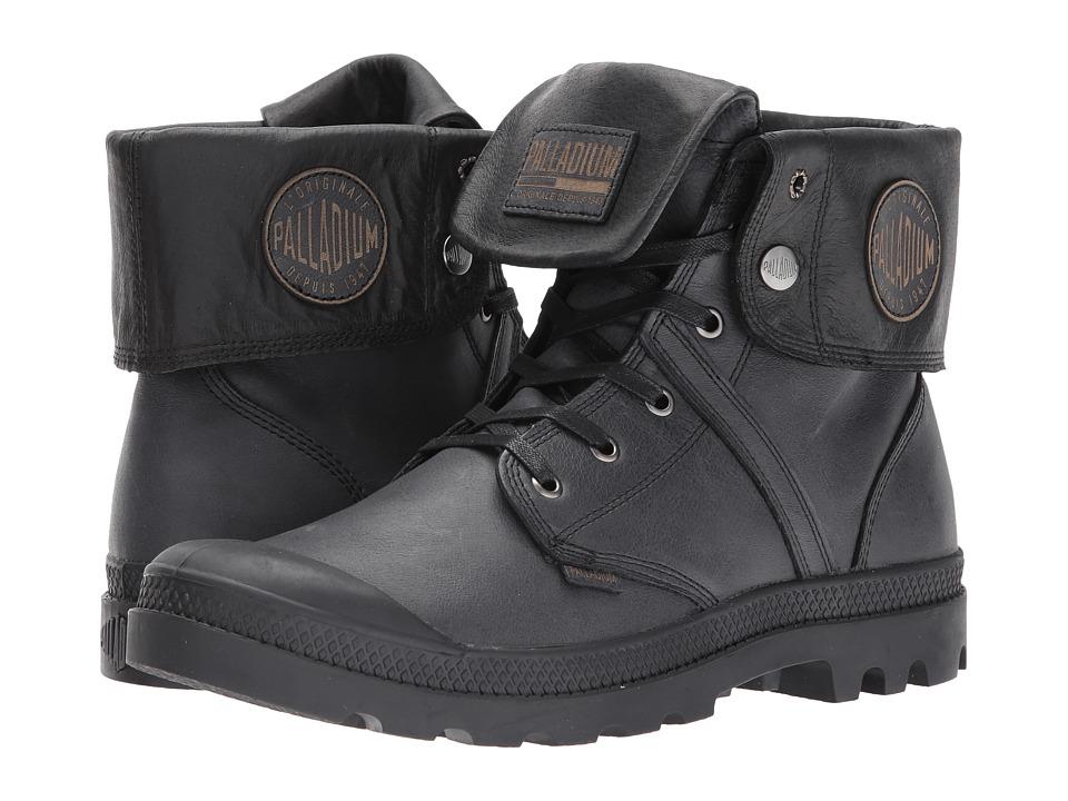 Palladium Pallabrouse Baggy L2 (Black) Athletic Shoes